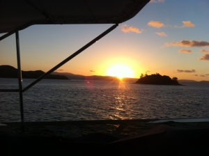 Sunset Cruise Whitsundays Islands