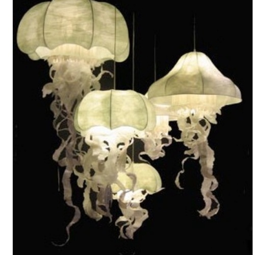 Jelly fish lights - unknown