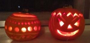 Halloween punpkins