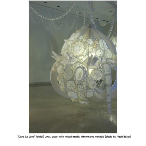 Kristen Hassenfeld Paper Art Installations 4