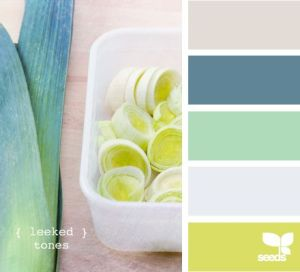 Design Sees Palette 'Leeks' Pattern 2