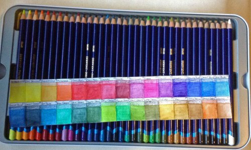 Derwent Inktense Watercolour Pencils 36 set