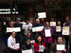 Urban Sketchers Melbourne