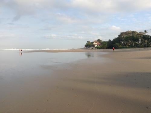 Seminyak Beach Sunrise Right