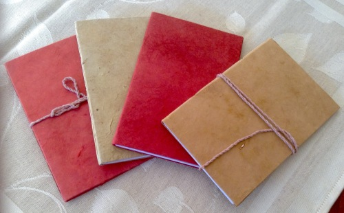 The set of finished notebooks
