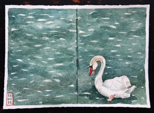 Cathe's Versailles Marie Antoinette's Swan