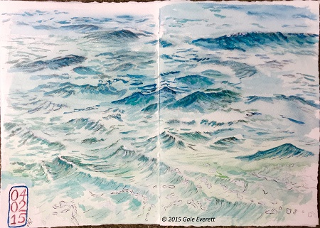 Gale's waves
