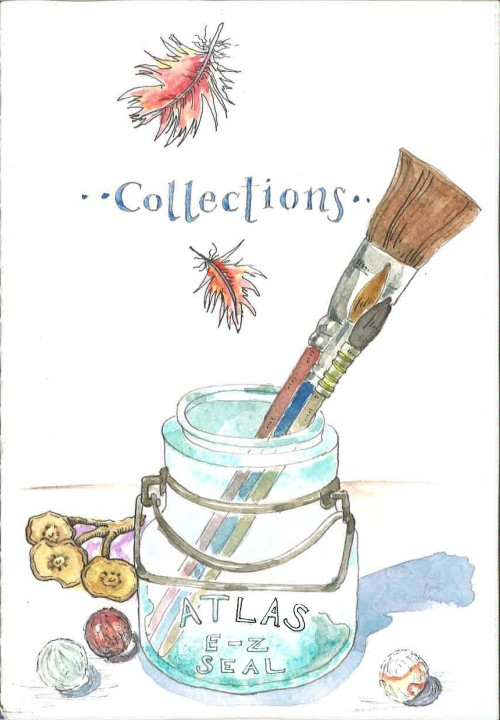 Collections Joint front page