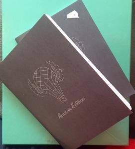 Original Journal I made my journal from